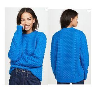 🆕Tory Sport Chunky Merino Sweater M